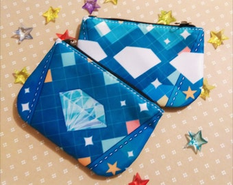 Ensemble Stars Diamond Coin Pouch