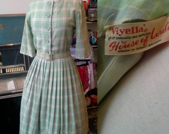 Vintage 1950/60's day dress