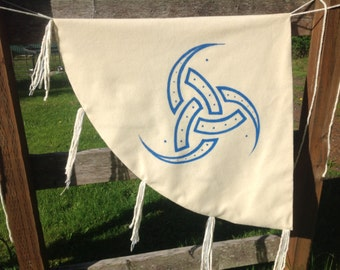 Norse (Viking) arc-style banner