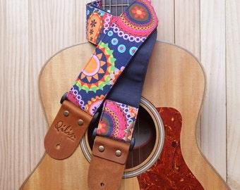 Gypsy Guitar Strap
