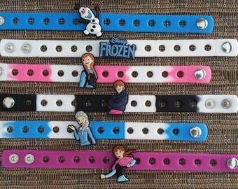 FROZEN Charm Bracelets Frozen DIY