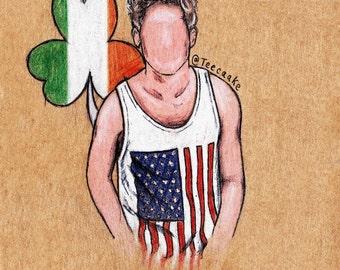 2. Niall Horan Postcard
