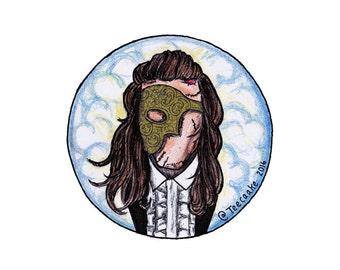 1. Masked H