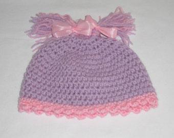 Baby Hat KU 38-42 cm - baby photography - children Cap - Hat - crochet Hat - wool hat - handmade - Cap