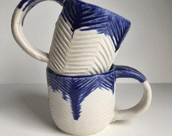 Herringbone Mug #1