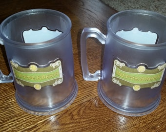 Set of 2 Official Butterbeer Mugs