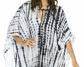 Tie Dye, Kimono, Robe, Beach CoverUps, gauze gypsy, Beach Coverups, gauze kimono, beach kaftan, gauze cover up, gypsy dress, rayon kaftan,