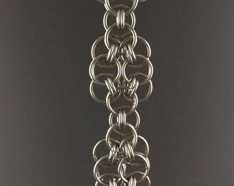 Vertical Helm Bracelet