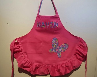 Custom Children's Apron