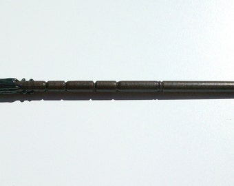 Dark brown wand