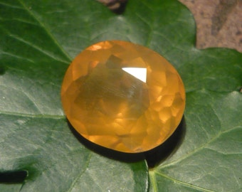 Mexican Fire Opal, 30.3ct