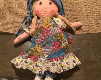 Doll, Holly Hobby Original Doll, Holly Hobby Doll, Vintage Holly Hobby Doll