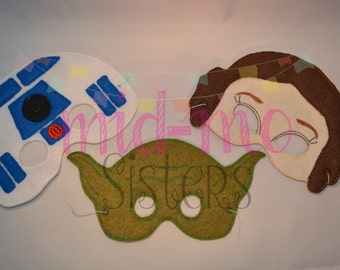SW Felt Mask