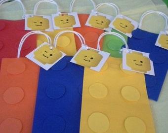 LEGO Favor Bag Set