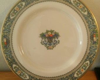 Lenox Autumn Plate Made in USA
