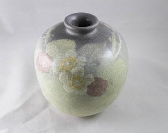 Vintage Weller Hudson White Primrose Vase 15% off sale