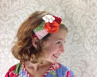 Flower Headband - READY to ship