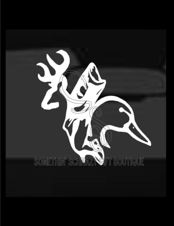 Hunting and fishing decal hunting decal fishing decal for Hunting and fishing decals