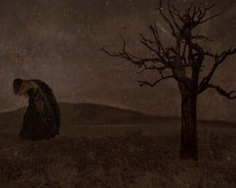 Melancholy field