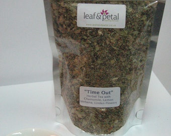 "Herbal Infusion - ""Time Out"" - 100gms"