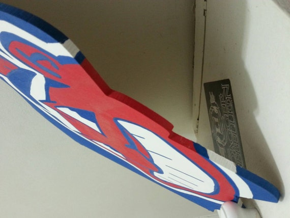 Cleveland Indians Logo Chief Wahoo Sign By 330acrylic On Etsy