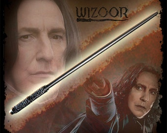 resin cast  Snape Wand - Bacchetta di Piton in resina!