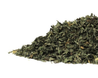 Certified Organic Lemon Balm - Dried Herb - 4oz