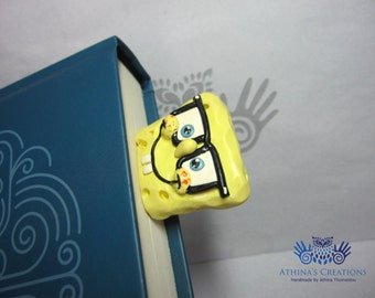 "Bookmark - ""Spongebob Squarepants"""