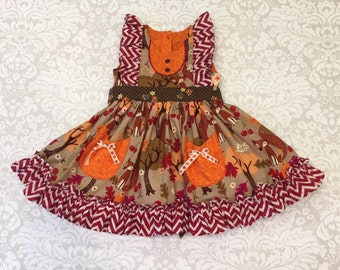 What does the fox say? Size 2