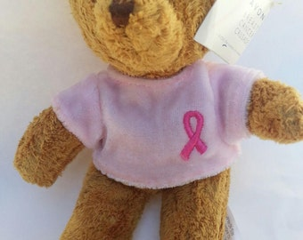 Collectible Breast Cancer Bear from Avon