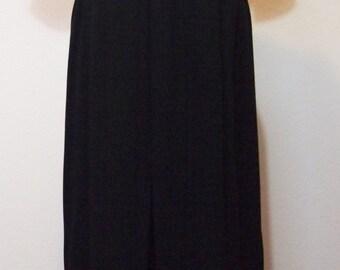 Classy Black Dress by Dawn Joy Fashions Size 9/10