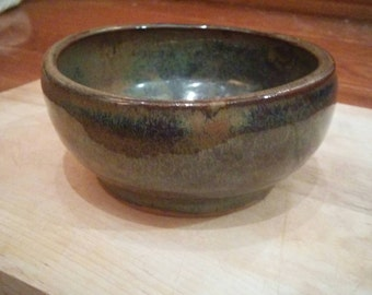 Medium wabi-sabi bowl