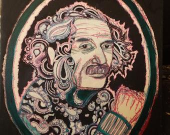 Albert Einstein Paisley