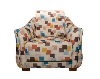 Milos modern armchair