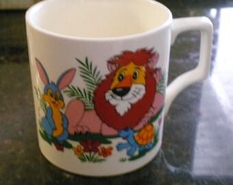 Vintage Child's Cup Japan