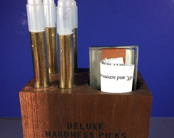 Hardness Picks by Mineralab Deluxe Set