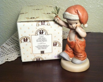 Vintage Mabel Lucie Attwell 'Memories Of Yesterday' Figurine - Mommy, I Teared It (1988)