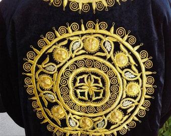 Men's Formal robe from Uzbekistan (1610001)