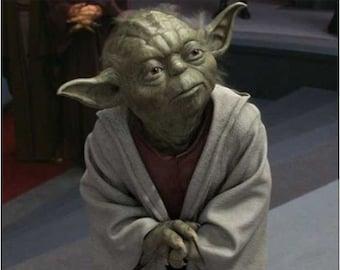 "2"" x 3"" Magnet ""YODA"" from Star Wars"