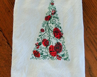 Christmas Tree Dishtowels