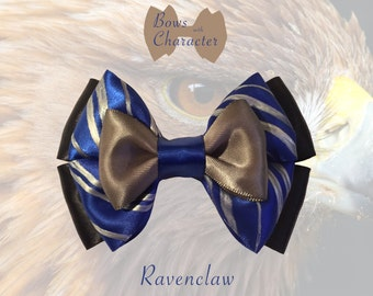 Ravenclaw Inspired Bow