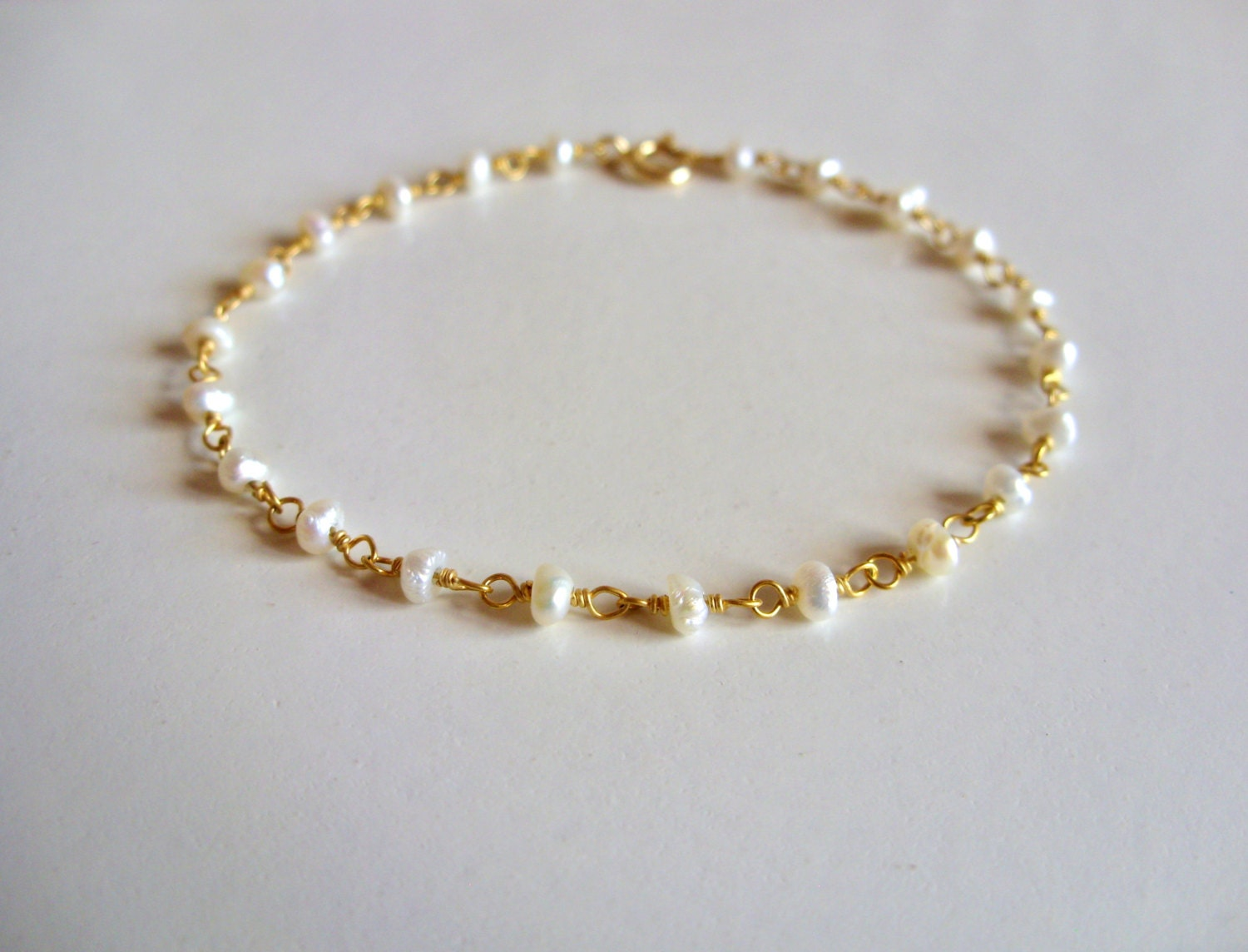 il gold eye p fullxfull dainty bracelet solid evil diamond rose
