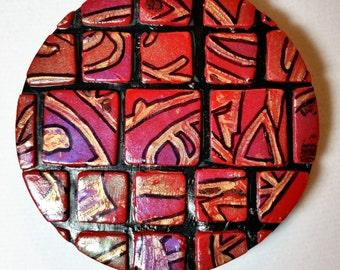 Mosaic Pendant I Necklace