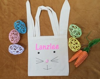 Personalized Easter Bag/Basket/Tote Bag