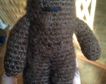 MADE TO ORDER - Sasquatch Bigfoot doll