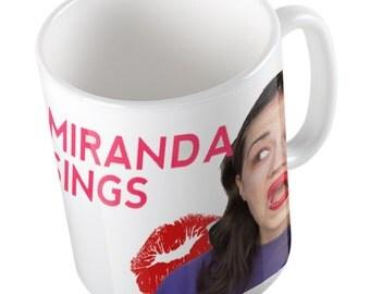 Miranda sings Mug
