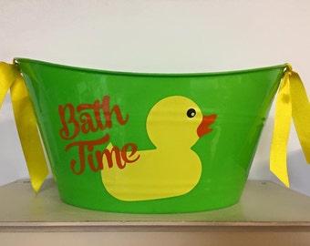 Bath Tub Toys bucket