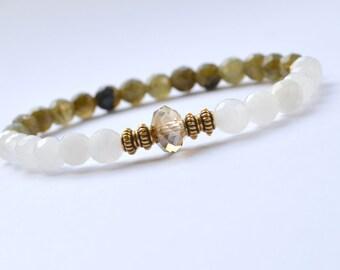 Mala Bead Bracelet - Mala Beads - Mala Bracelet - Yoga Mala Bracelet - Wrist Mala Bracelet - Beaded Yoga Bracelet - Meditation Bracelet
