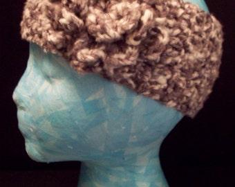 Earwarmer Headbands made from Bamboo Spun Yarn