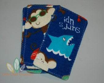 Made to Order Custom Cloth Wipes